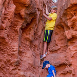 2015-07-17 Malik, Rhys & Walker in Pioneer Park_0054