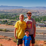 2015-07-17 Malik, Rhys & Walker in Pioneer Park_0016