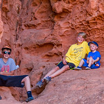 2015-07-17 Malik, Rhys & Walker in Pioneer Park_0047