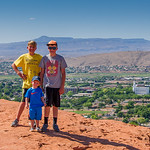 2015-07-17 Malik, Rhys & Walker in Pioneer Park_0096