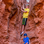 2015-07-17 Malik, Rhys & Walker in Pioneer Park_0052