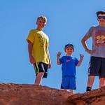 2015-07-17 Malik, Rhys & Walker in Pioneer Park_0034