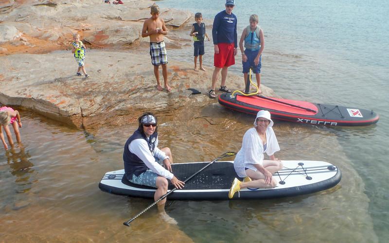 2015-10-16 Enloe Family at the Lake_0005 - Needers Making Daniel Do All the Work