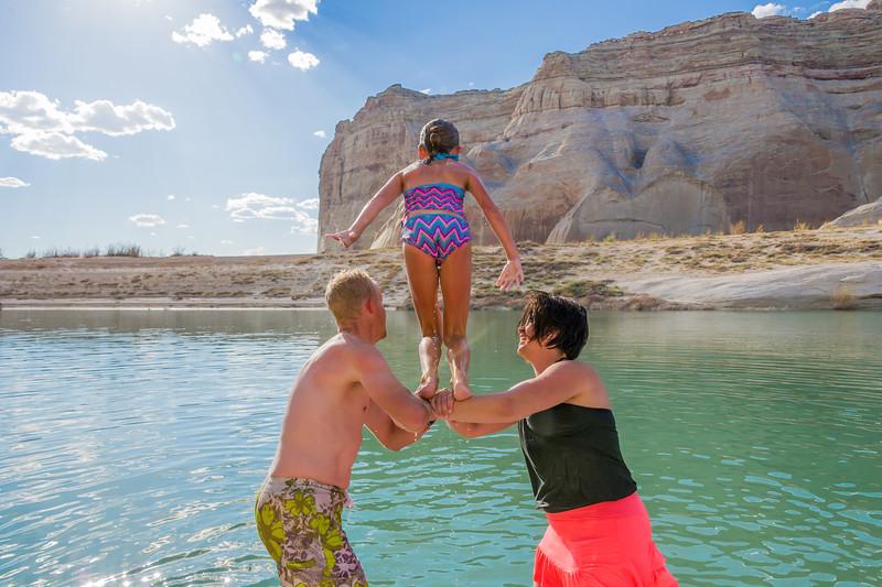 2016-08-14 Enloe Family at Lake Powell_0367