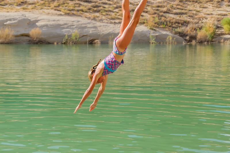 2016-08-14 Enloe Family at Lake Powell_0336