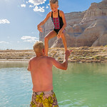2016-08-14 Enloe Family at Lake Powell_0321