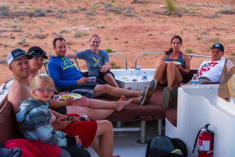 2016-08-14 Enloe Family at Lake Powell_0537