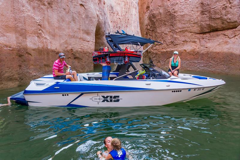 2016-08-14 Enloe Family at Lake Powell_0225