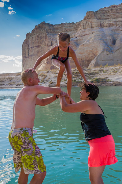 2016-08-14 Enloe Family at Lake Powell_0387
