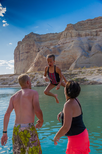 2016-08-14 Enloe Family at Lake Powell_0392