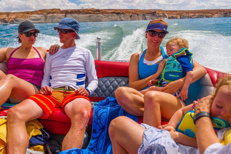 2016-08-14 Enloe Family at Lake Powell_0186