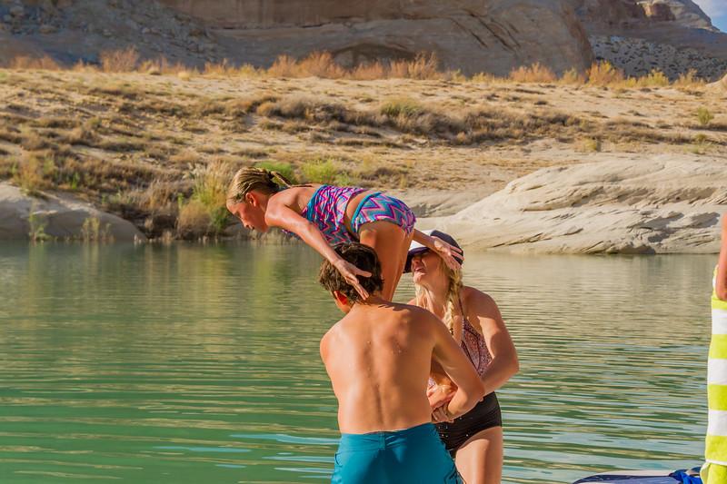 2016-08-14 Enloe Family at Lake Powell_0328