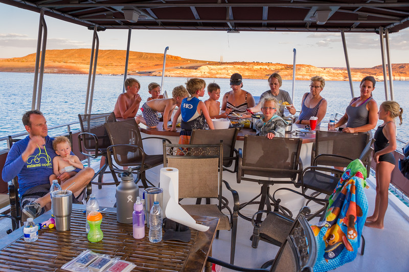 2016-08-14 Enloe Family at Lake Powell_0485