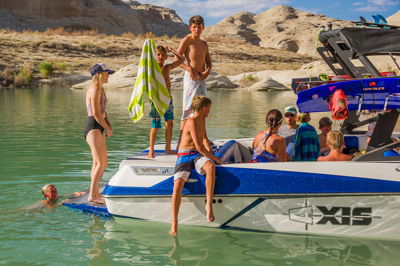 2016-08-14 Enloe Family at Lake Powell_0299
