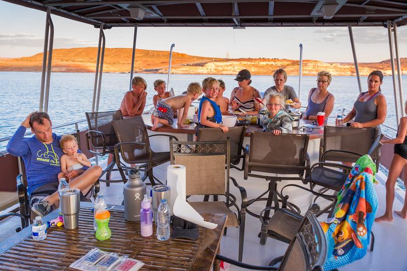 2016-08-14 Enloe Family at Lake Powell_0486
