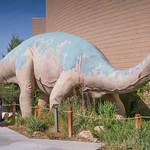 2016-08-27 Walker & Maggie at the Vernal Dinosaur Museum_0092
