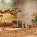 2016-08-27 Walker & Maggie at the Vernal Dinosaur Museum_0105