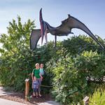 2016-08-27 Walker & Maggie at the Vernal Dinosaur Museum_0077
