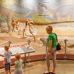 2016-08-27 Walker & Maggie at the Vernal Dinosaur Museum_0104