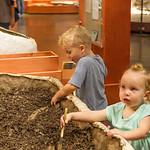 2016-08-27 Walker & Maggie at the Vernal Dinosaur Museum_0097