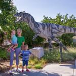 2016-08-27 Walker & Maggie at the Vernal Dinosaur Museum_0074