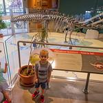 2016-08-27 Walker & Maggie at the Vernal Dinosaur Museum_0123
