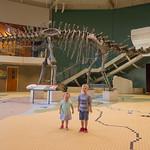2016-08-27 Walker & Maggie at the Vernal Dinosaur Museum_0039