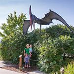 2016-08-27 Walker & Maggie at the Vernal Dinosaur Museum_0079