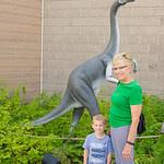 2016-08-27 Walker & Maggie at the Vernal Dinosaur Museum_0054