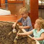 2016-08-27 Walker & Maggie at the Vernal Dinosaur Museum_0099