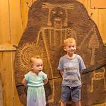 2016-08-27 Walker & Maggie at the Vernal Dinosaur Museum_0128