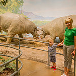 2016-08-27 Walker & Maggie at the Vernal Dinosaur Museum_0109