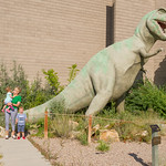 2016-08-27 Walker & Maggie at the Vernal Dinosaur Museum_0065