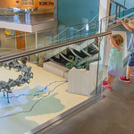 2016-08-27 Walker & Maggie at the Vernal Dinosaur Museum_0138