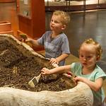 2016-08-27 Walker & Maggie at the Vernal Dinosaur Museum_0100