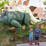 2016-08-27 Walker & Maggie at the Vernal Dinosaur Museum_0060