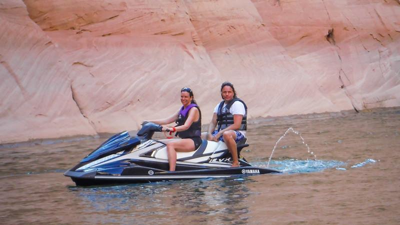 2016-09-13 Daniel, Lindsey, Ron & Anita at Lake Powell_0004