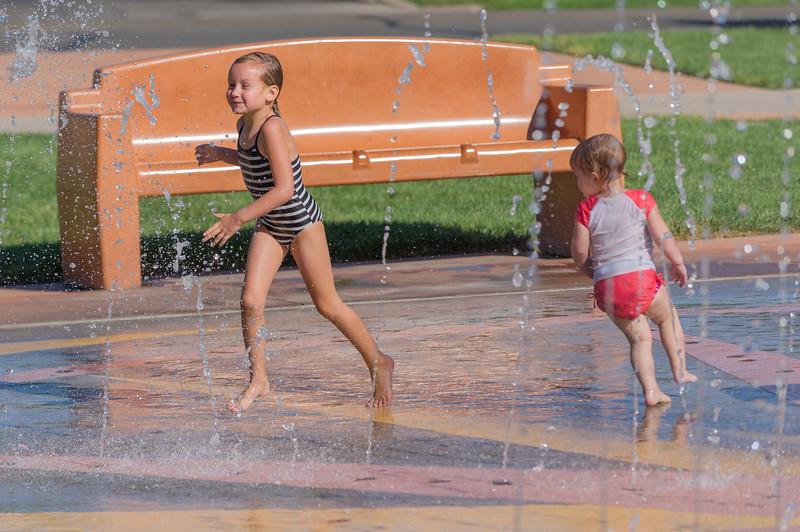 2016-09-09 Ayla & Maggie at the Splash Park_0246