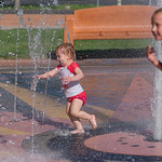 2016-09-09 Ayla & Maggie at the Splash Park_0299
