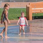 2016-09-09 Ayla & Maggie at the Splash Park_0253