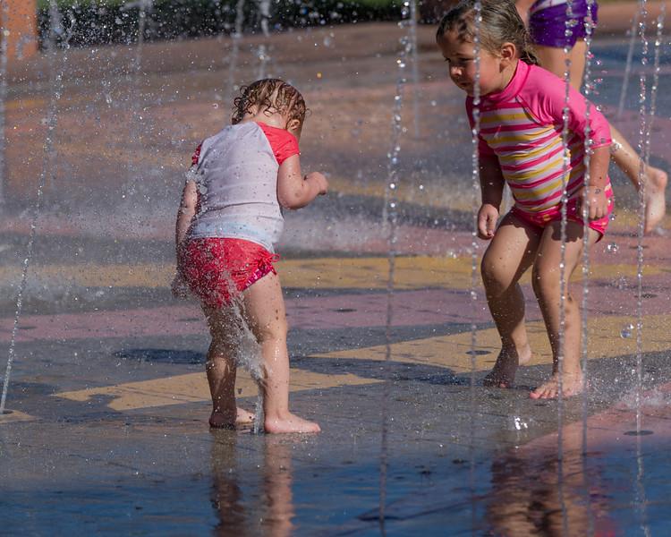 2016-09-09 Ayla & Maggie at the Splash Park_0083