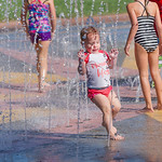 2016-09-09 Ayla & Maggie at the Splash Park_0163