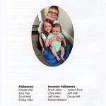 2018-07-07 Samuel Hall Funeral_0004 - Program