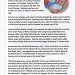 2018-07-07 Samuel Hall Funeral_0002 - Program