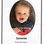 2018-07-07 Samuel Hall Funeral_0001 - Program