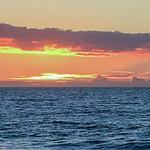 Sunset on Hapuna Beach
