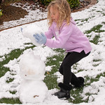 2021-03-13 Maggie & Winston Playing in the Snow_0021