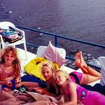 1990c Lake Powell - Hillary, Nicole & Pam
