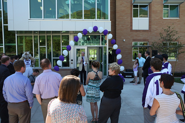 Residence Hall Three Grand Opening