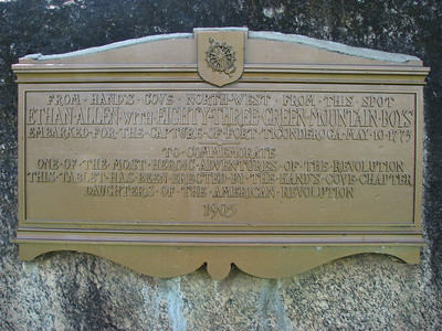 Hand's Cove Monument
